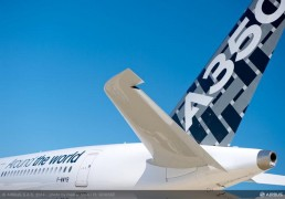 The A350 XWB visits 14 cities in world route proving tour as final stage of certification