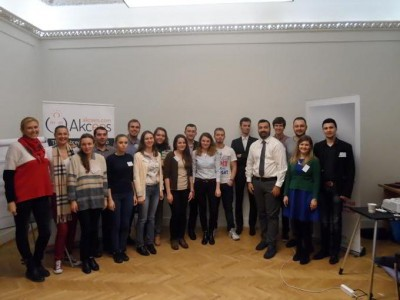 "Akcees organizează o ediţie specială ""Enterprise You"" la Workshop Sessions"