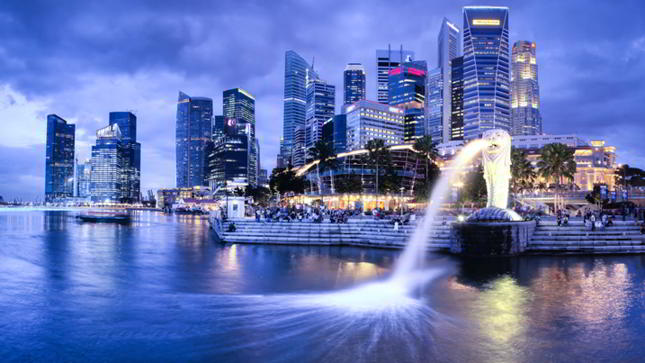 Singapore has all the right ingredients for Smart City developments and Internet of Things