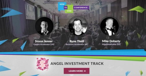 Investiţiile de tip angel, dezbătute la How to Web 2014 – Angel Investment Track